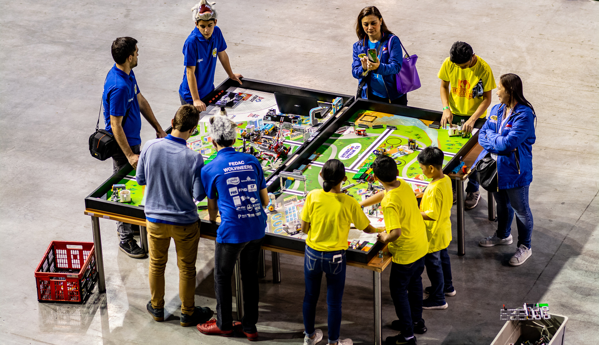 Participation - FIRST LEGO League - Research and Robotics